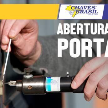 Comprar o produto de Abertura de Portas em Chaveiro em Foz do Iguaçu, PR por Solutudo
