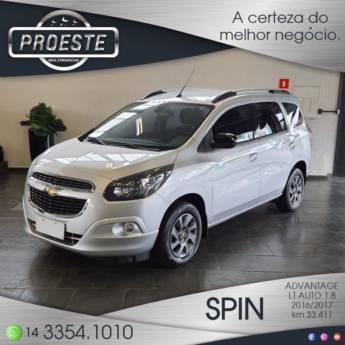 Comprar o produto de SPIN ADVANTAGE LT 1.8 AUTO em Concessionárias em Botucatu, SP por Solutudo