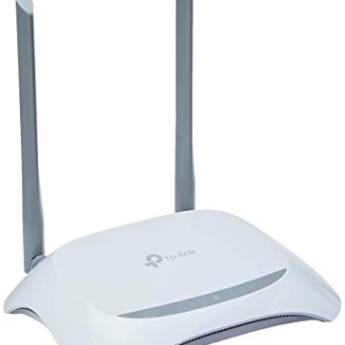 Comprar o produto de Roteador TP Link em Informática em Tietê, SP por Solutudo
