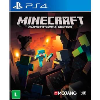 Comprar o produto de Minecraft - PS4 em Jogos Novos pela empresa IT Computadores, Games Celulares em Tietê, SP por Solutudo