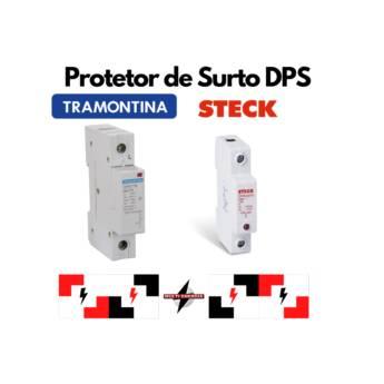 Comprar o produto de Protetor de Surto DPS em Materiais Elétricos pela empresa Multi Energia Instalações e Materiais Elétricos  em Atibaia, SP por Solutudo