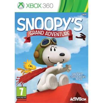 Comprar o produto de The Peanuts Movie: Snoopy's Grand Adventure - XBOX 360 em Jogos Novos pela empresa IT Computadores, Games Celulares em Tietê, SP por Solutudo