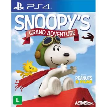 Comprar o produto de The Peanuts Movie: Snoopy's Grand Adventure - PS4 em Jogos Novos pela empresa IT Computadores, Games Celulares em Tietê, SP por Solutudo