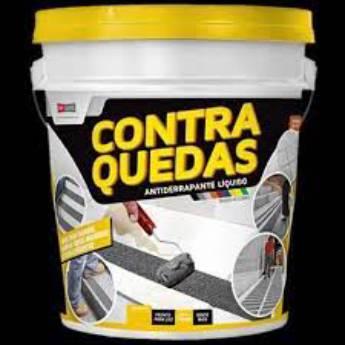 Comprar o produto de ANTIDERRAPANTE LIQUIDO CONTRA QUEDAS em Tintas em Boituva, SP por Solutudo