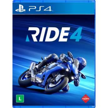 Comprar o produto de Ride 4 - PS4 em Jogos Novos pela empresa IT Computadores, Games Celulares em Tietê, SP por Solutudo