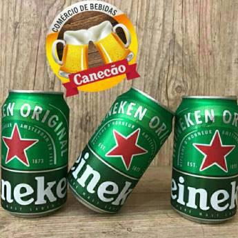 Comprar o produto de Cerv. Heineken 350ml c/12 em A Classificar em Botucatu, SP por Solutudo
