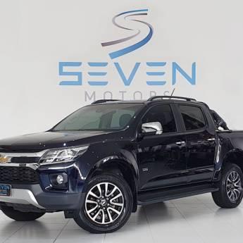 Comprar o produto de CHEVROLET S10 2.8 16V LTZ CABINE DUPLA TURBO DIESEL AUT. 2020/2021 em Carros em Botucatu, SP por Solutudo