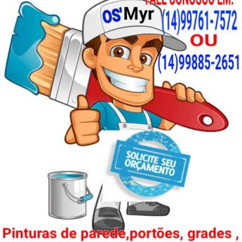 Comprar o produto de OS'MYR (irmãos da pintura) em A Classificar em Botucatu, SP por Solutudo