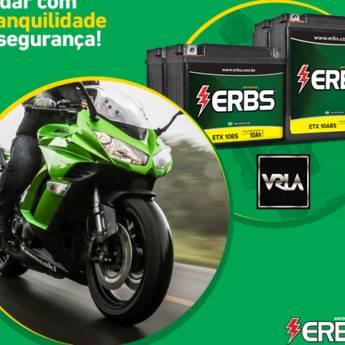 Comprar o produto de Bateria de moto original em Baterias em Botucatu, SP por Solutudo