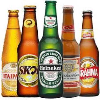 Comprar o produto de Cervejas 600 em Bebidas em Atibaia, SP por Solutudo