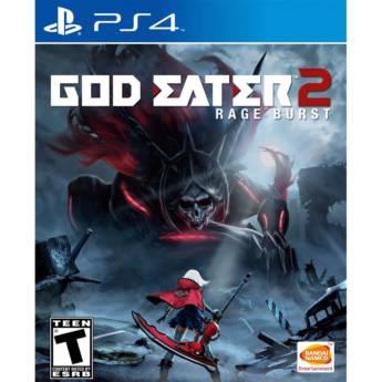 Comprar o produto de God Eater 2: Rage Burst - PS4 em Jogos Novos pela empresa IT Computadores, Games Celulares em Tietê, SP por Solutudo