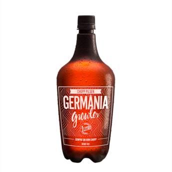 Comprar produto Germânia Growler Chopp Pilsen em Growler  pela empresa Chopp Germânia em Atibaia, SP