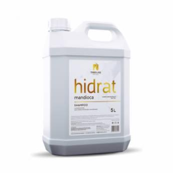 Comprar o produto de SHAMPOO HIDRAT MANDIOCA GALÃO 5 LTS da TREE LISS em Shampoo  em Araçatuba, SP por Solutudo