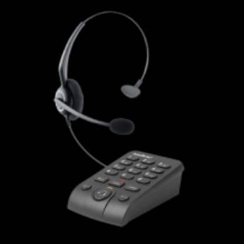 Comprar o produto de Telefone Headset  Hsb 50 Intelbras em Eletrônicos, Áudio e Vídeo pela empresa Nksec Segurança e Tecnologia em Jundiaí, SP por Solutudo