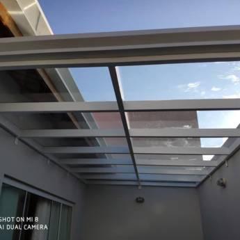 Comprar o produto de cobertura de vidro  em Vidraçarias em Botucatu, SP por Solutudo
