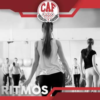 Comprar o produto de Caf Ritmos em A Classificar pela empresa CAF - Centro de Atividade Física em Boituva, SP por Solutudo