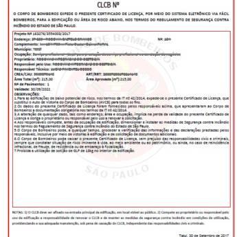 Comprar o produto de ALVARÁ CORPO DE BOMBEIROS em Outros Serviços em Botucatu, SP por Solutudo