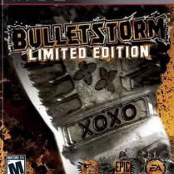 Comprar o produto de Bulletstorm Limited edition - PS3 (usado) em Jogos Usados em Tietê, SP por Solutudo