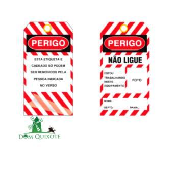 Comprar o produto de Cartão de bloqueio NÃO LIGUE com foto em Diversos em Jundiaí, SP por Solutudo
