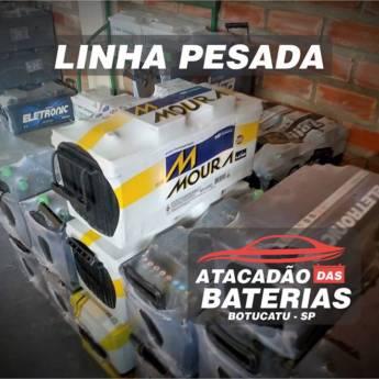 Comprar o produto de Bateria para Caminhão 150AH em 150 a 200 Amperes pela empresa Princal Baterias - Loja 1 em Botucatu, SP por Solutudo