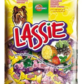 Comprar o produto de Bala Lassie Toffano em Alimentos e Bebidas pela empresa Eloy Festas em Jundiaí, SP por Solutudo