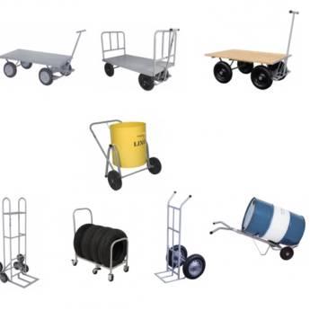 Comprar o produto de Carrinho de carga em Outros em Birigui, SP por Solutudo