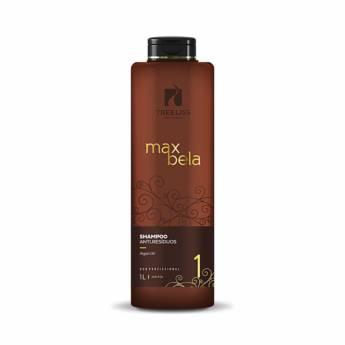 Comprar o produto de Shampoo Anti-Resíduos Max Bela 1 litro da Tree Liss em Escova Progressiva em Araçatuba, SP por Solutudo