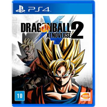 Comprar o produto de Dragon Ball Xenoverse 2 - PS4 em Jogos Novos em Tietê, SP por Solutudo