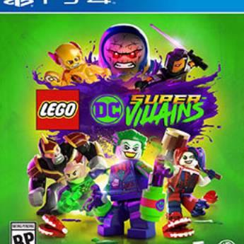 Comprar o produto de LEGO DC Super Villains - PS4 em Jogos Novos pela empresa IT Computadores, Games Celulares em Tietê, SP por Solutudo