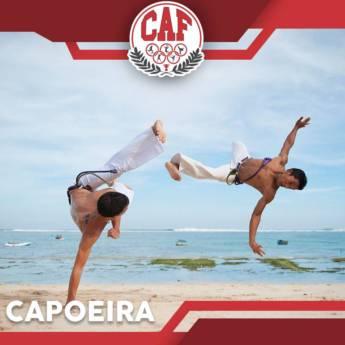 Comprar o produto de Capoeira Caf Sports em A Classificar pela empresa CAF - Centro de Atividade Física em Boituva, SP por Solutudo