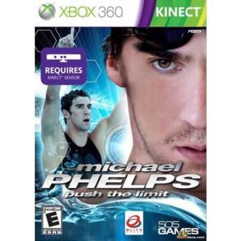 Comprar o produto de Michael Phelps - Push the Limit - XBOX 360 em Jogos Novos pela empresa IT Computadores, Games Celulares em Tietê, SP por Solutudo