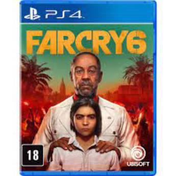 Comprar o produto de Far Cry 6 - PS4 em Jogos Novos pela empresa IT Computadores, Games Celulares em Tietê, SP por Solutudo