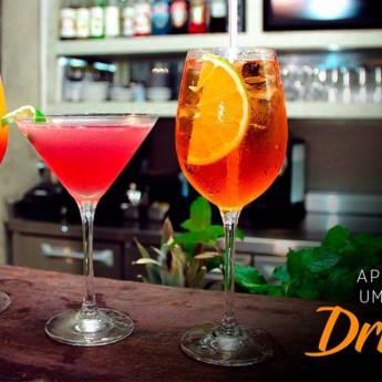 Comprar o produto de Drinks: Aperol, Cosmopolitan ou queridinho Zucchini!!! em Restaurantes em Americana, SP por Solutudo