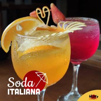 Comprar o produto de Soda Italiana  em Restaurantes Japoneses em Americana, SP por Solutudo