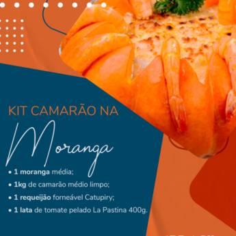 Comprar o produto de Kit Camarão na Moranga em Alimentos em Botucatu, SP por Solutudo