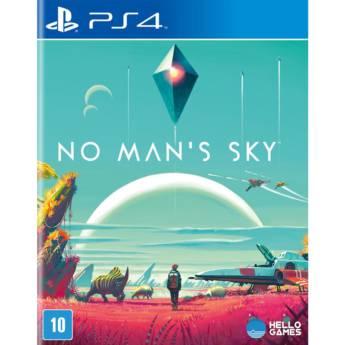 Comprar o produto de No Man's Sky - PS4 em Jogos Novos pela empresa IT Computadores, Games Celulares em Tietê, SP por Solutudo
