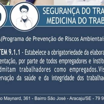 Comprar o produto de Segurança e Saúde do Trabalho em Outros em Aracaju, SE por Solutudo