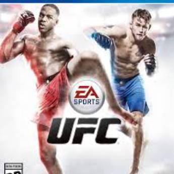 Comprar o produto de UFC EA Sports ps4 (usado) em Jogos PS4 em Tietê, SP por Solutudo