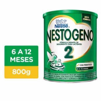 Comprar o produto de Nestogeno 2 800g em Leite Infantil em Foz do Iguaçu, PR por Solutudo