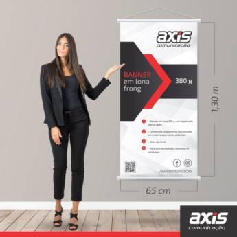 Comprar o produto de Banner em Lona em Comunicação Visual em Foz do Iguaçu, PR por Solutudo