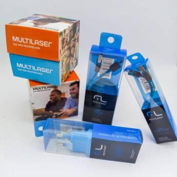 Comprar o produto de PRODUTOS MULTILASER  em Acessórios para Celulares pela empresa Só Capas Acessórios em Foz do Iguaçu, PR por Solutudo