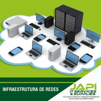 Comprar produto Rede de dados e cabeamento. em Outros pela empresa Japi IT Services & Supplies em Jundiaí, SP