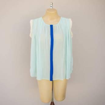 Comprar o produto de Blusa plissada Le Ricard em Roupas e Acessórios pela empresa Loja Ego - Moda Feminina Multimarcas em Botucatu, SP por Solutudo