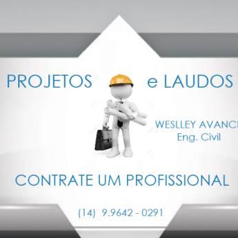 Comprar o produto de Projeto Estrutural, Arquitetônico e Laudo. em Engenharia - Engenheiros em Botucatu, SP por Solutudo
