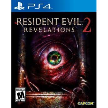 Comprar o produto de Resident Evil: Revelations 2 - PS4 em Jogos Novos pela empresa IT Computadores, Games Celulares em Tietê, SP por Solutudo
