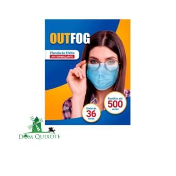 Comprar o produto de Flanela Antiembaçante  em Proteção visual pela empresa Dom Quixote Equipamentos de Proteção Individual em Jundiaí, SP por Solutudo