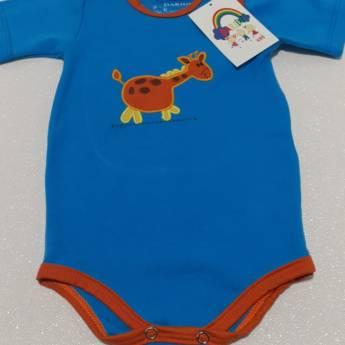 Comprar o produto de Body Azul c/bordado em A Classificar em Balneário Barra do Sul, SC por Solutudo
