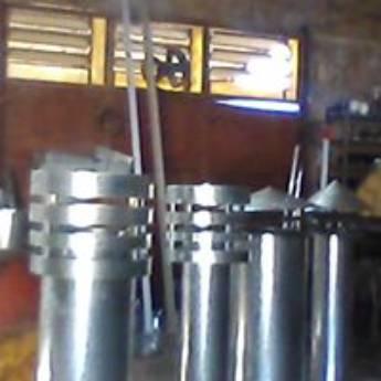 Comprar o produto de Canhão ou chapéu para Duto em Construção em Foz do Iguaçu, PR por Solutudo