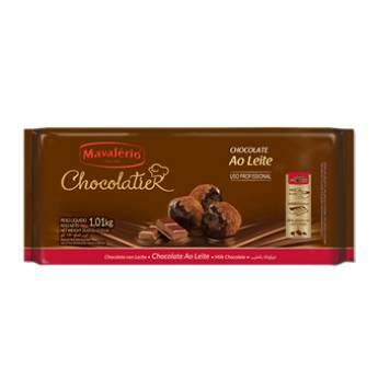 Comprar o produto de Barra Chocolate Ao Leite Mavalério em Alimentos e Bebidas pela empresa Eloy Festas em Jundiaí, SP por Solutudo