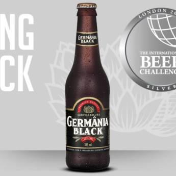 Comprar o produto de Cerveja Germânia Black em Cervejas em Atibaia, SP por Solutudo
